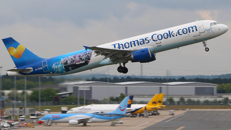 G-TCDA A321 TCX