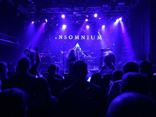 Insomnium Winter's Gate