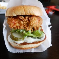 Chick'n Shack Chicken Burger Launches at Shake Shack