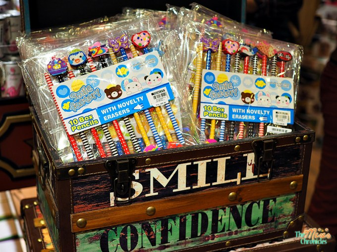 animal-themed pencils tickles sm north edsa