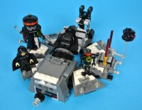 Review: 75183 Darth Vader Transformation | Brickset: LEGO ...