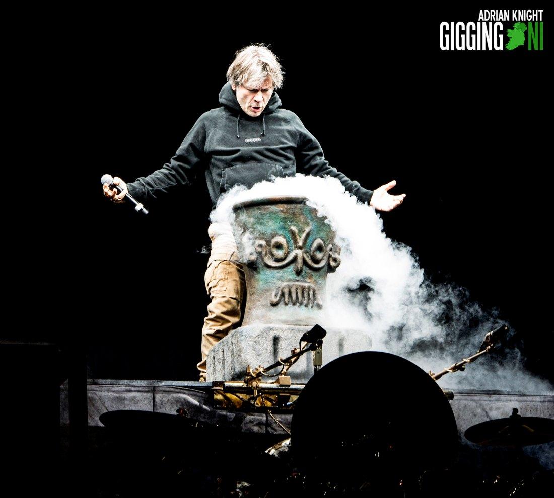 Iron Maiden - Dublin 3Arena