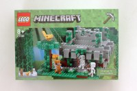 LEGO Minecraft The Jungle Temple (21132) Review - The ...