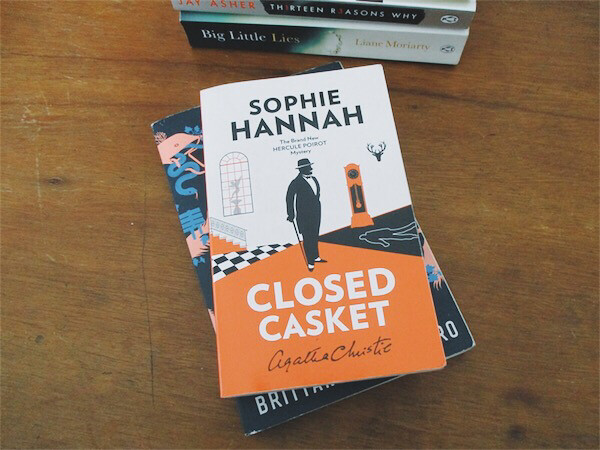 Closed Casket by Sophie Hannah | Hola Darla