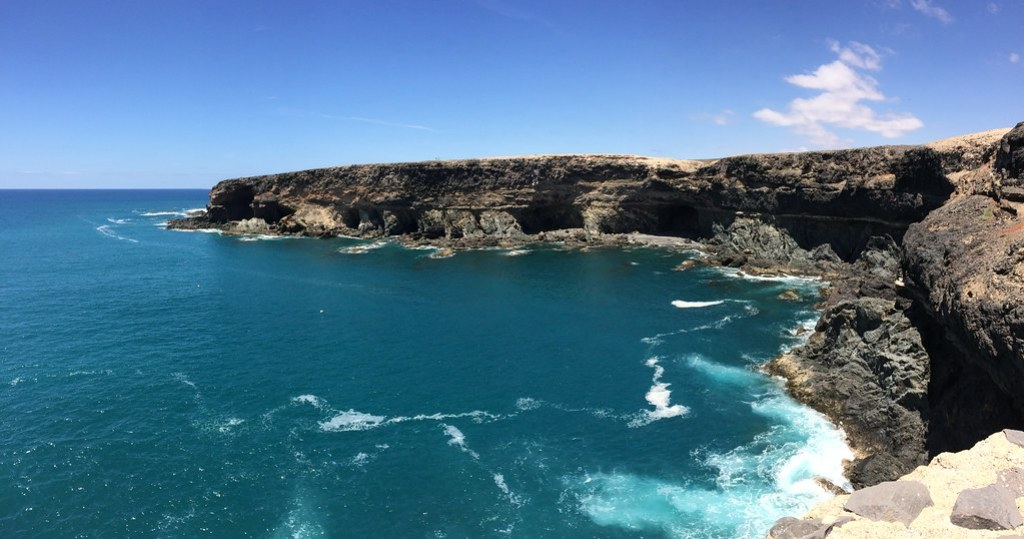 Ajui cuevas Monumento Natural Isla de Fuerteventura 367