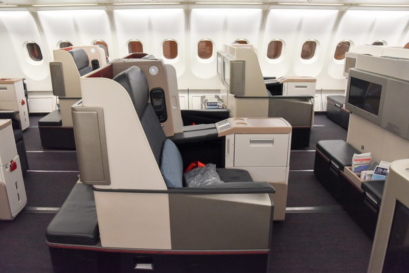Flight Review: Turkish Airlines Airbus A330-300 Business Class ...