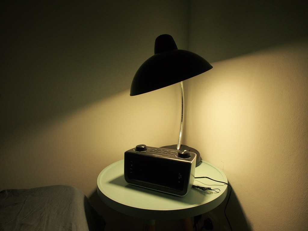 Friday Night Stil Life (Mr. Hopper)
