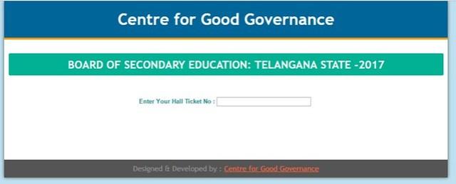 TELANGANA SSC CLASS 10 RESULT