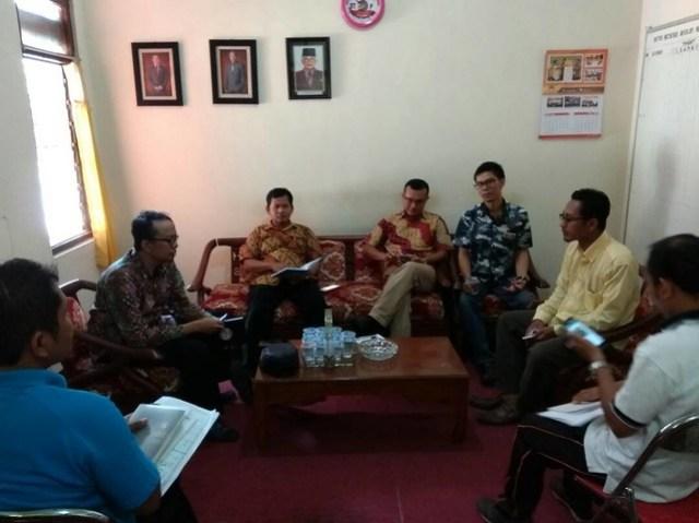 Rapat Pleno KPU Kabupaten Tulungagung Bahas Tindak Lanjut Rakor Tanjung Kodok Lamongan (12/5)