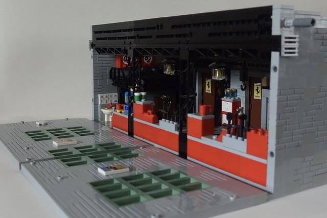 LEGO Scuderia Ferrari