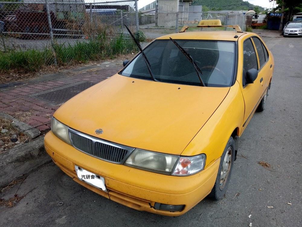medium resolution of  nissan sentra taxi b14 1993 1998 nissan sunny by