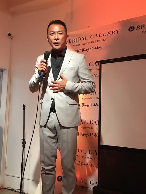 CEO Tony Wakiyama