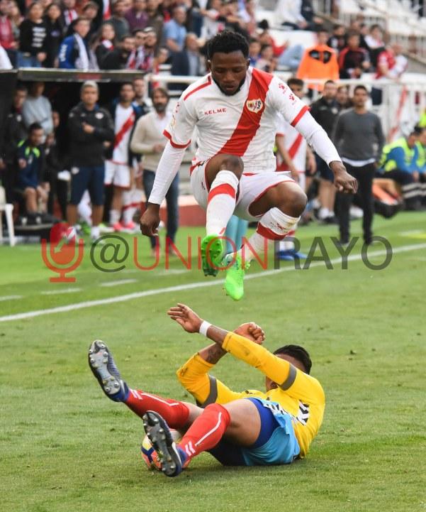 Fotos del Rayo 2-0 Lugo