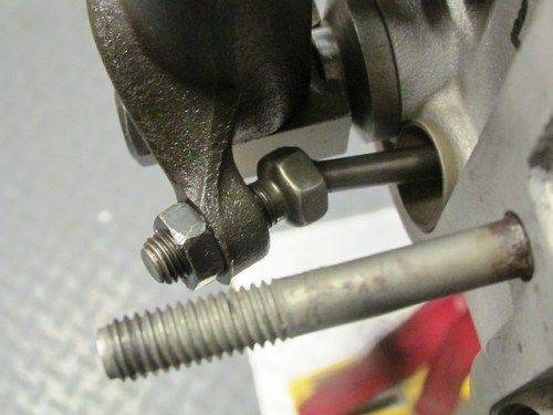 Verify Push Rod Ball End is In Cup of Tappet Adjuster