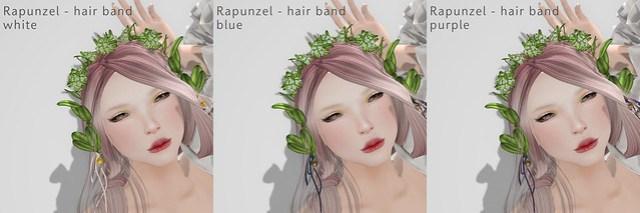 *NAMINOKE*Rapunzel