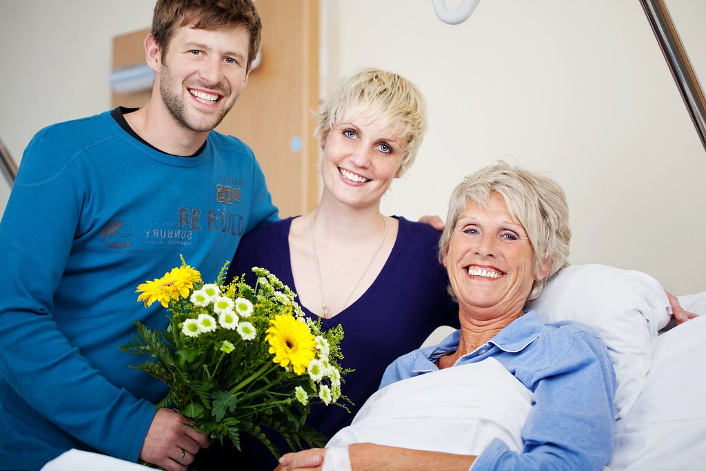 grandparents in hospital
