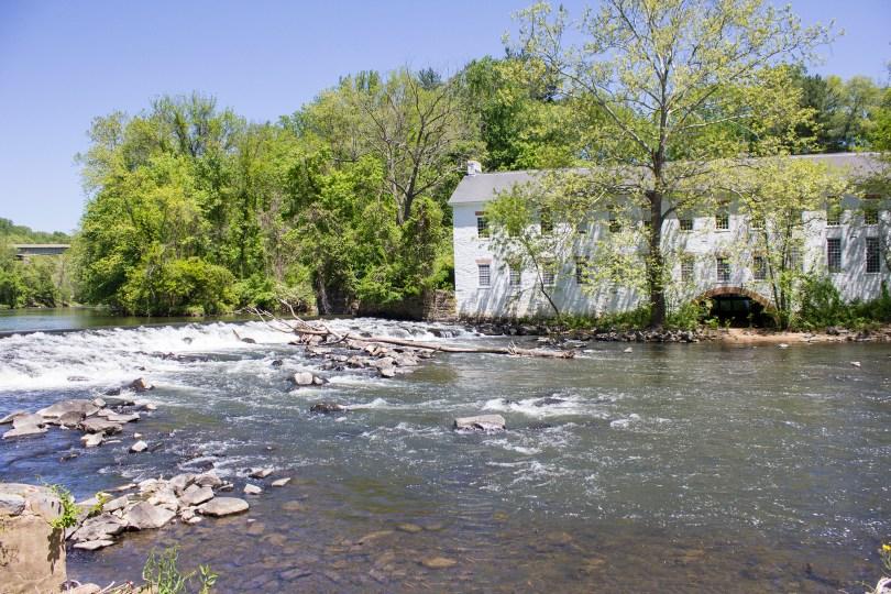 mill-rapids water