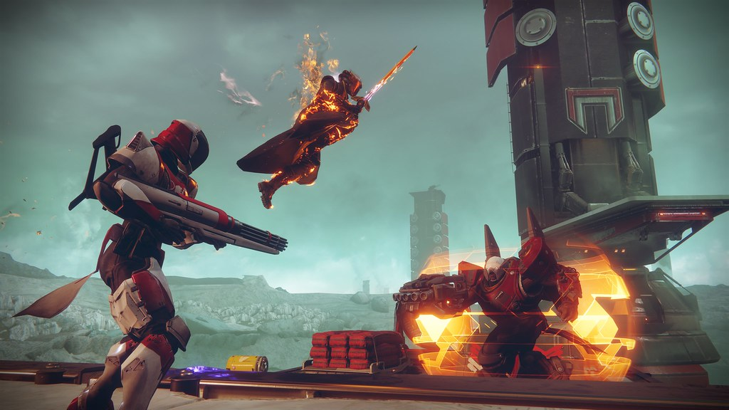 Destiny 2 Details, Gameplay Trailer Revealed
