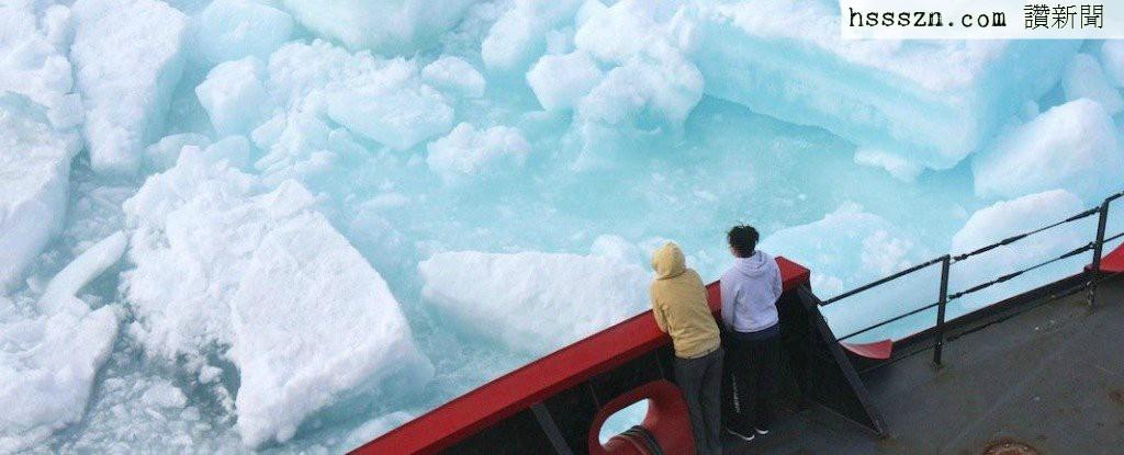 北極永凍土融化可「再次喚醒」某些巨型病毒!
