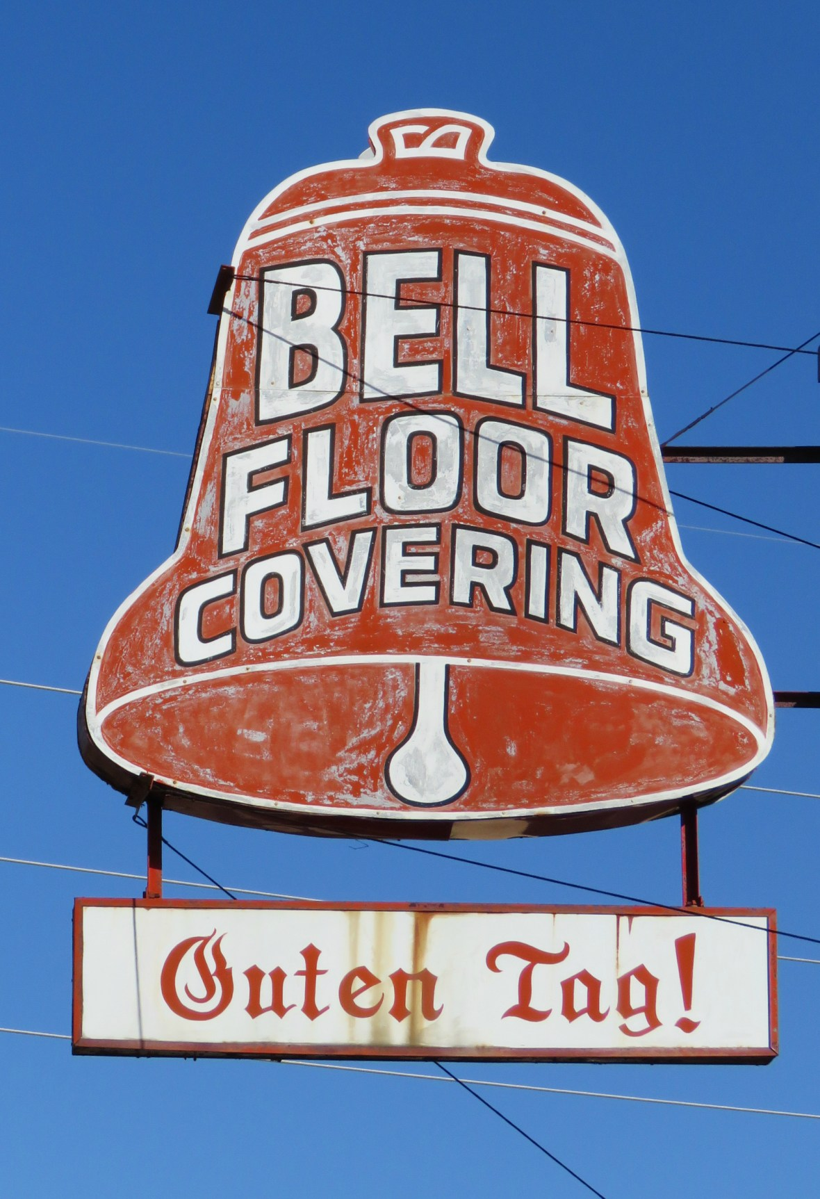 Bell Floor Covering - 4411 Victory Drive, Kansas City, Kansas U.S.A. - April 8, 2016