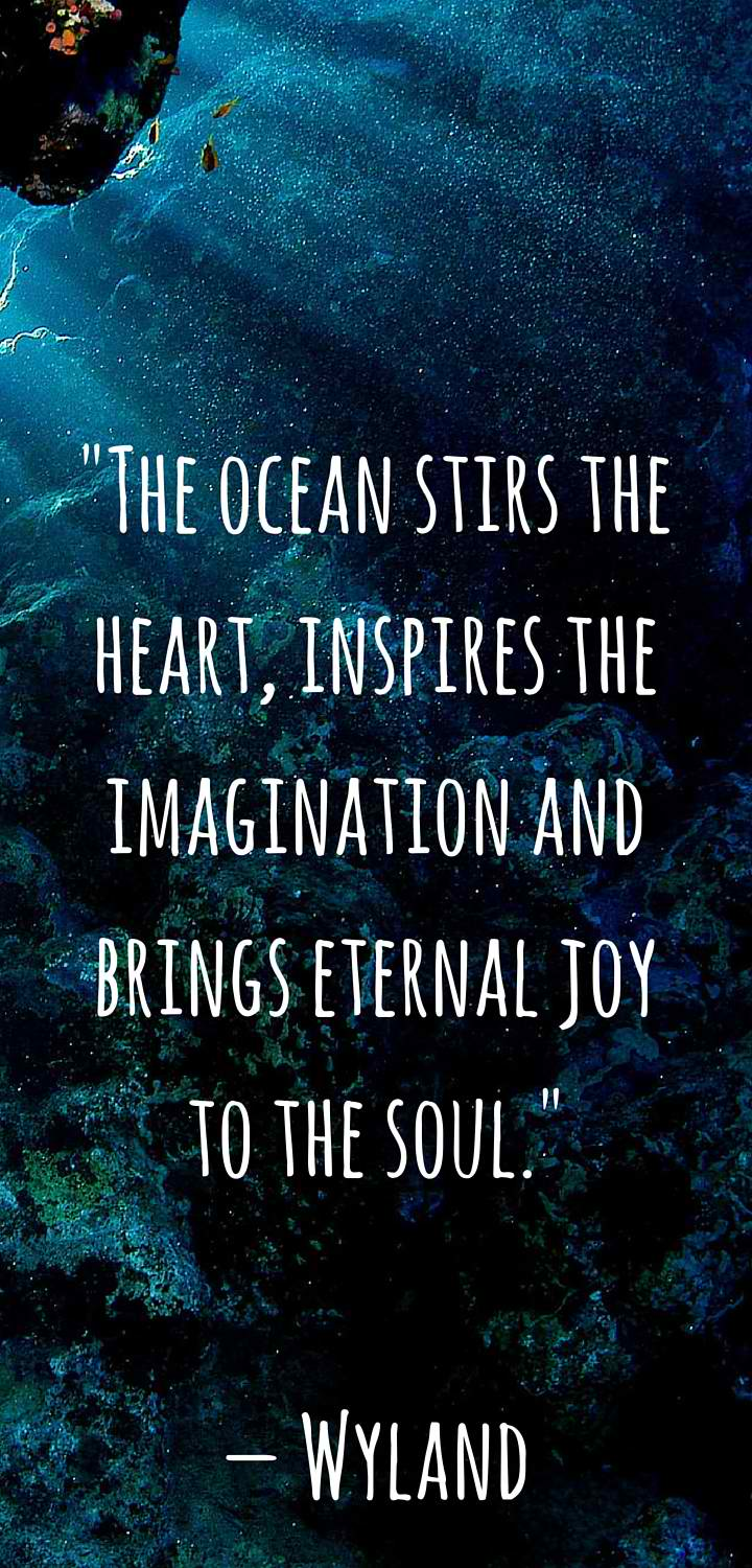 Ocean Quotes And Sayings Our Favorite Ocean Quo...