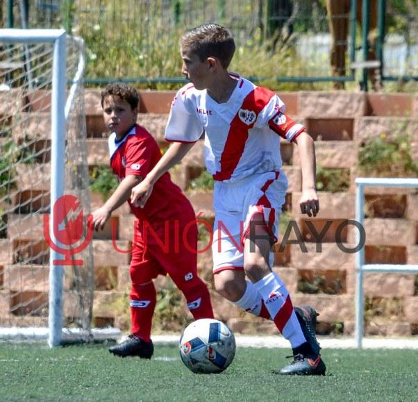Benjamín A, campeón de Liga 2016-2017