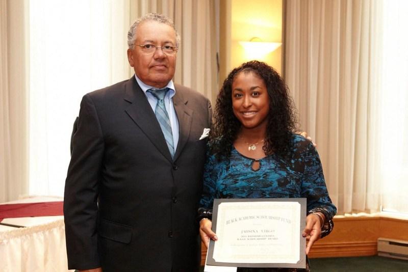 BASF 2014 Scholarship award luncheon