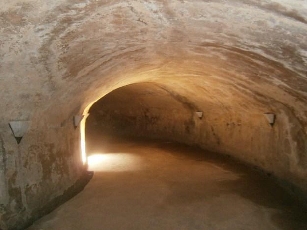 Underground Mosque Hall