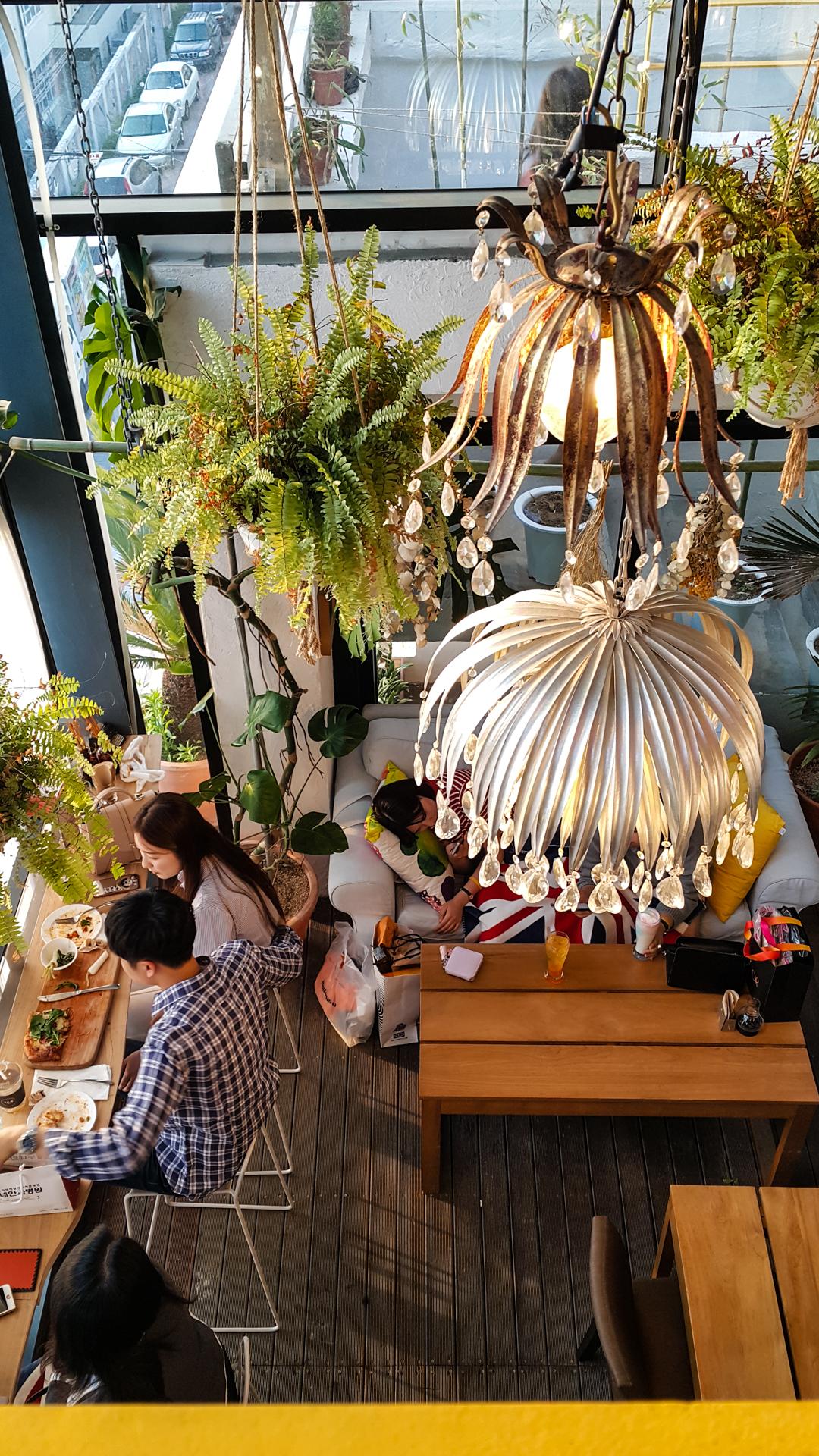 daegu eats // 7pm gastro pub & cafe