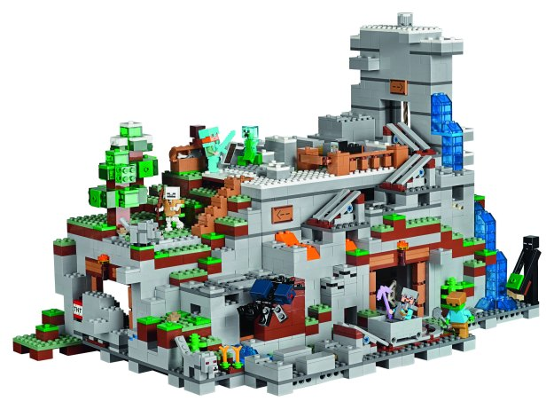 21137 The Mountain Cave