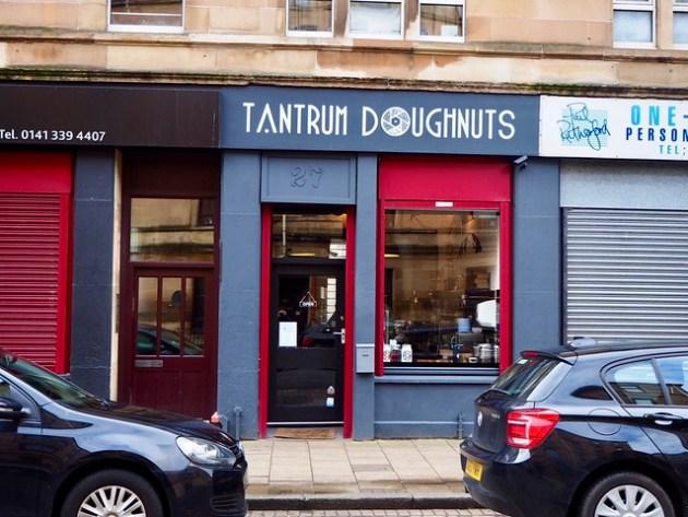 Tantrum Doughnuts