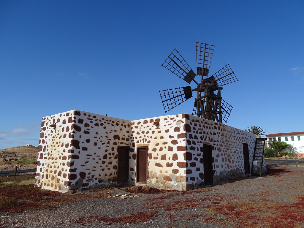 Molina de Tefia Isla de Fuerteventura 132