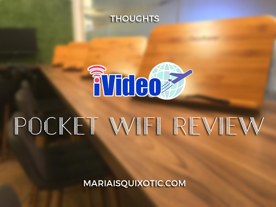 iVideo Pocket WiFi Review