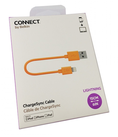 belkin connect usb to lightning 15 cm cable 02