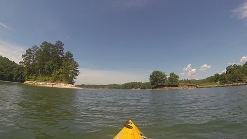 Lake Keowee and Estatoe Creek-006
