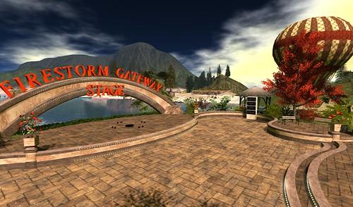 Firestorm Gateway Stage