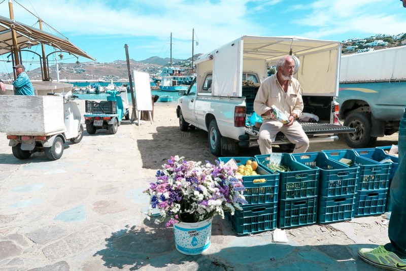 Wanderlust Us Travel Blog - Mykonos Town