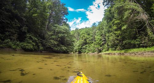 Lake Keowee and Estatoe Creek-39