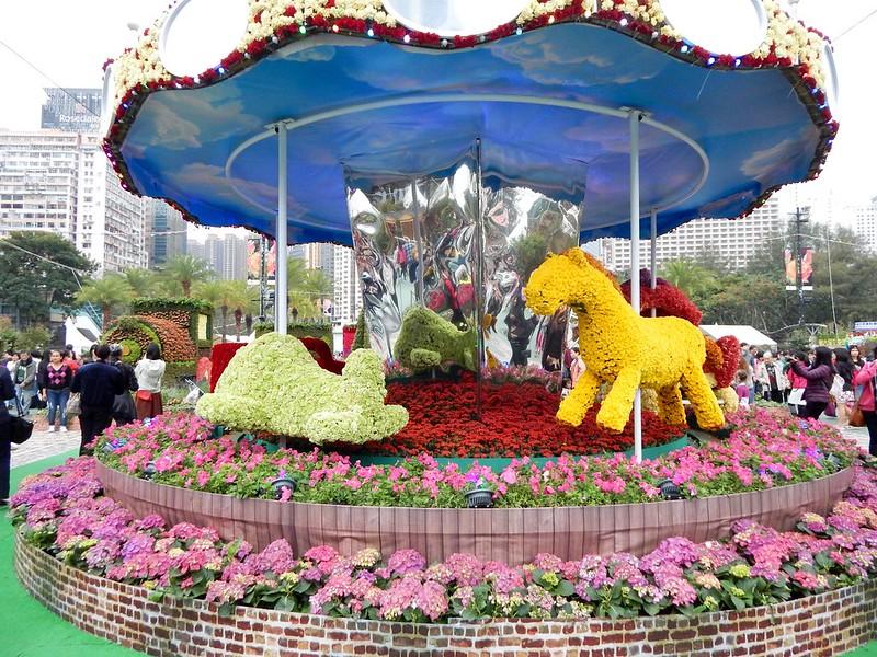 City Girl City Stories: HK Flower Show 2017
