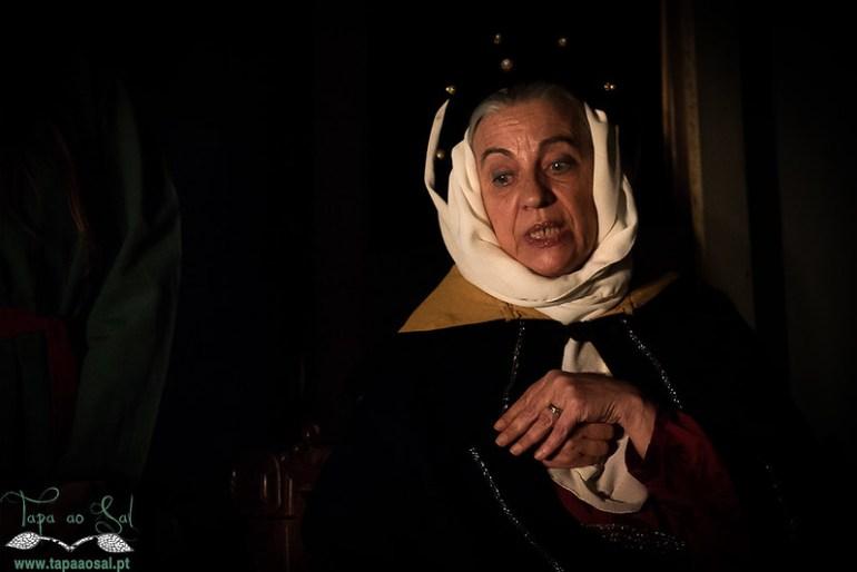"""Teatro Histórico - Uma Rainha em Alenquer"""""""