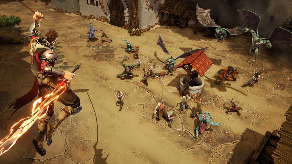 Iron Galaxy & Maximum Games Announced Extinction