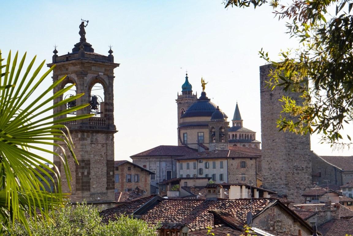 Citta Alta, Bergamo