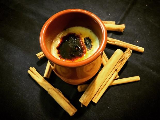 Crema catalana versus Crème brûlée. koketo