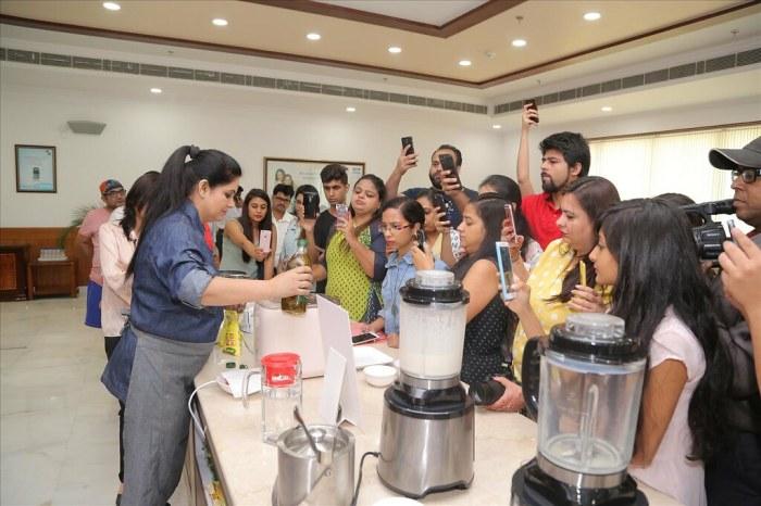 hungrynomads kent smart chef appliances kentro