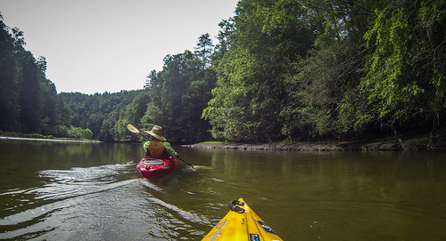 Lake Keowee and Estatoe Creek-22