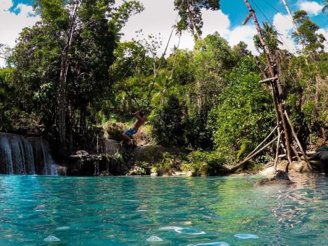 Siquijor Island-Cambugahay Falls (5)