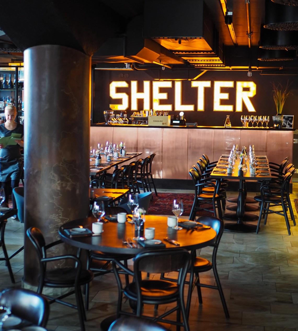 ravintola shelter