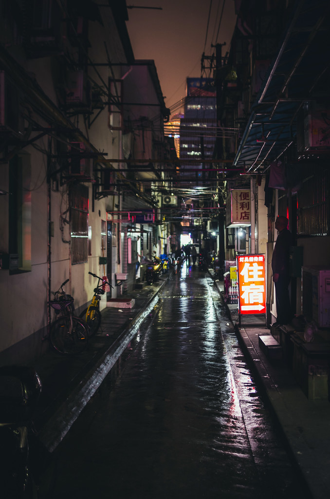 3d Call Of Duty 2 Wallpaper Streets Of Shanghai If It Looks Cyberpunk Then That S