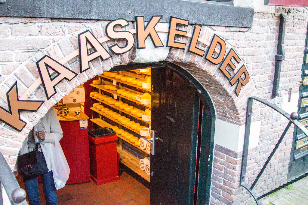 DIY Amsterdam Cheese Tour • Angela Travels