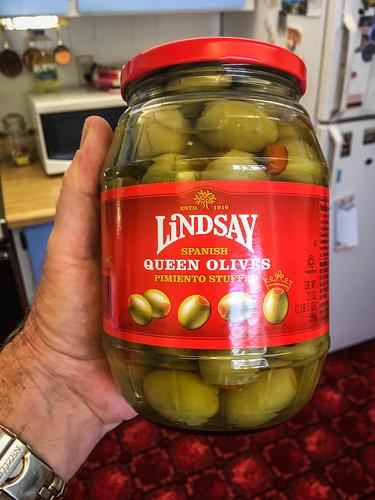 Rare Lindsay Olives